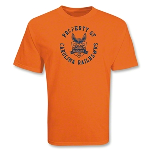 Carolina Railhawks Property Soccer T-Shirt