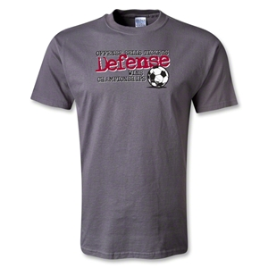 Utopia Defense T-Shirt (Dark Gray)
