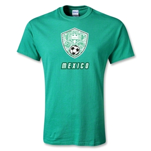 Utopia Mexico Soccer T-Shirt (Green)
