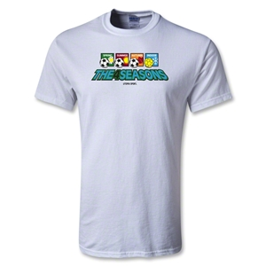 Utopia 4 Seasons T-Shirt (White)