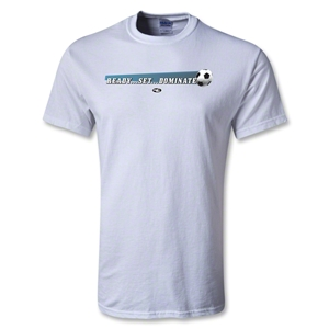 Utopia Ready Set Dominate T-Shirt (White)