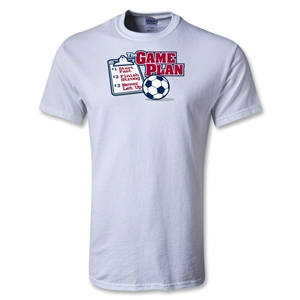Utopia Game Plan T-Shirt (White)