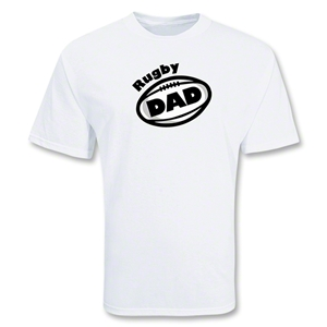 Rugby DAD SS T-Shirt (White)