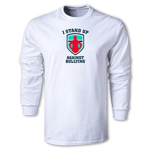 StandUp LS T-Shirt (White)