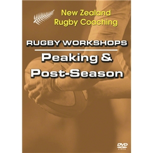Rugby Workshops Peak and Championship Season DVD