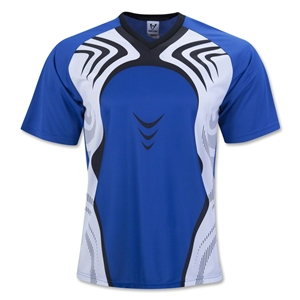 High Five Flash Soccer Jersey (Royal)