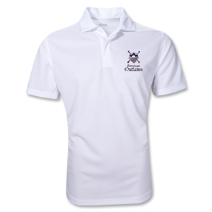 American Outlaws Member Polo (White)
