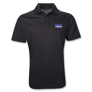 Cape Verde Polo Shirt (Black)