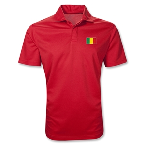 Mali Polo Shirt (Red)