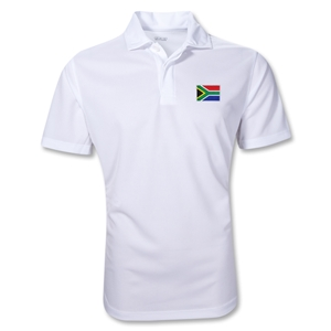 South Africa Polo Shirt (White)