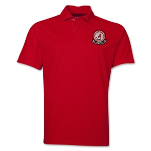 University of Alabama Rugby Polo (Red)