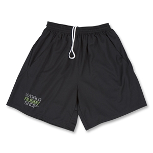 World Rugby Shop Coach's Short (Black)