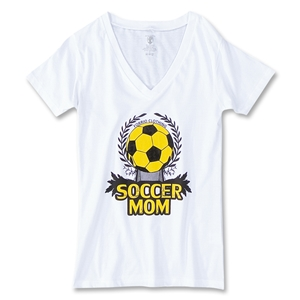Soccer Mom T-Shirt (White)