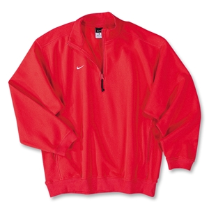 Nike Fleece Half-zip (Red)