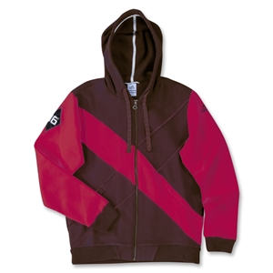 Rugby Culture Fleece Hoody (Red)