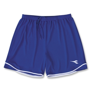 Diadora Terra Verde Women's Soccer Shorts (Royal)