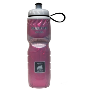 Polar Insulated Solid Water Bottle 24 oz. (Pink)