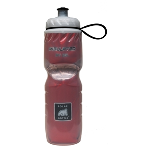 Polar Insulated Solid Water Bottle 24 oz. (Red)