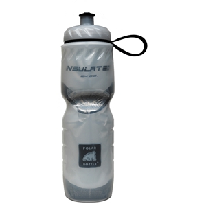 Polar Insulated Solid Water Bottle 24 oz. (White)