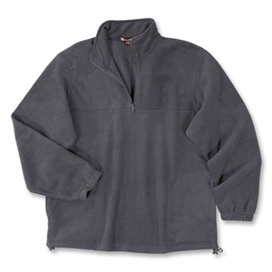 365 Inc Quarter Zip Fleece (Gray)