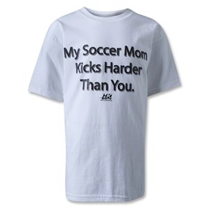 My Soccer Mom T-Shirt (White)