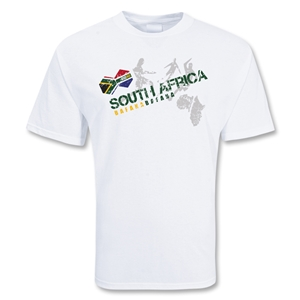 South Africa 2010 Soccer T-Shirt