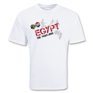 Egypt World Soccer T-Shirt (White)