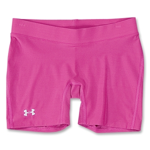 Under Armour Team Girl Short (Pink)