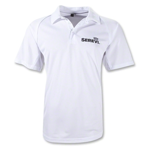 Serevi Performance SS Polo (White)