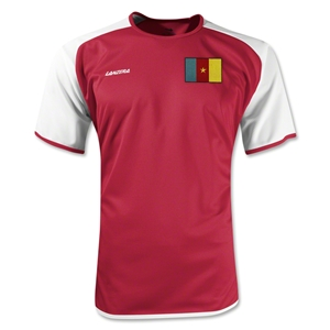 Cameroon Torino Soccer Jersey (Red)