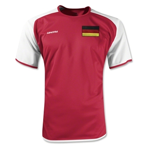 Germany Torino Soccer Jersey (Red)