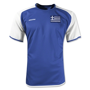 Greece Torino Soccer Jersey (Royal)
