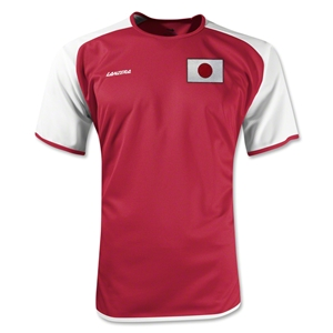Japan Torino Soccer Jersey (Red)
