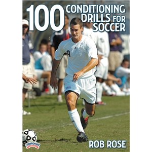 100 Conditioning Skills for Soccer DVD