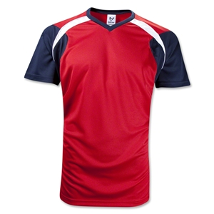 High Five Tempest Soccer Jersey (RD (Red)