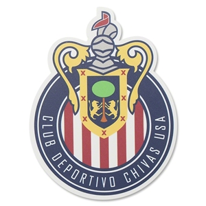 Chivas USA Die Cut Decal