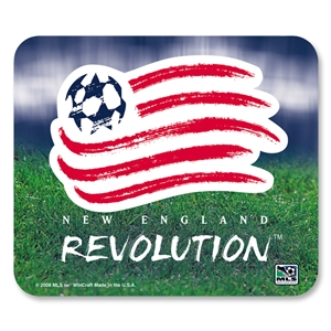 New England Revolution Mouse Pad