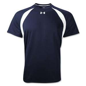 Under Armour Clutch T-Shirt (Navy/White)