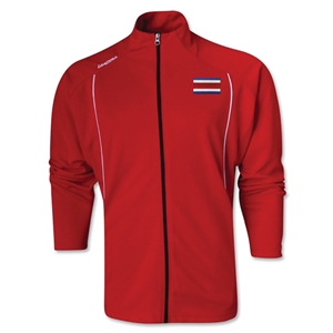 Costa Rica Torino Zip Up Jacket (Red)