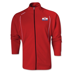 Croatia Torino Zip Up Jacket (Red)
