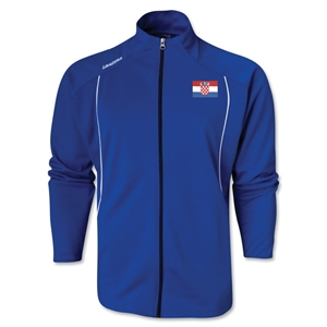 Croatia Torino Zip Up Jacket (Royal)