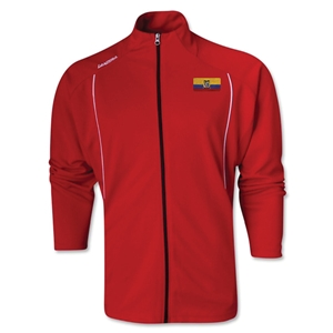 Ecuador Torino Zip Up Jacket (Red)