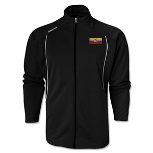 Ecuador Torino Zip Up Jacket (Black)