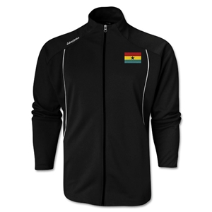 Ghana Torino Zip Up Jacket (Black)