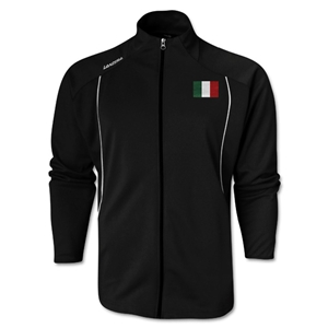 Italy Torino Zip Up Jacket (Black)