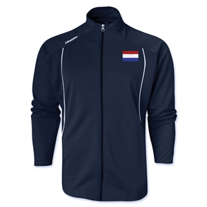 Netherlands Torino Zip Up Jacket (Navy)