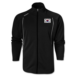 South Korea Torino Zip Up Jacket (Black)