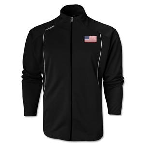 USA Torino Zip Up Jacket (Black)