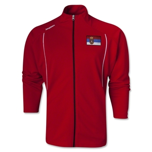 Serbia Torino Zip Up Jacket (Red)