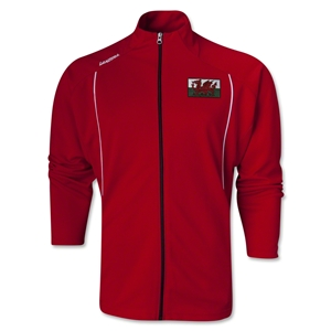Wales Torino Zip Up Jacket (Red)